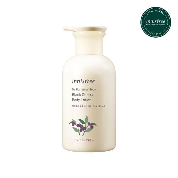 Buy innisfree My Perfumed Body Lotion, Black Cherry 330ml Singapore