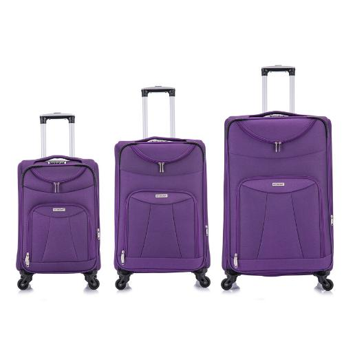 Ferrel ★Best Seller★ Skywalker Soft-touch 20 inch ★ Classic Travel Luggage