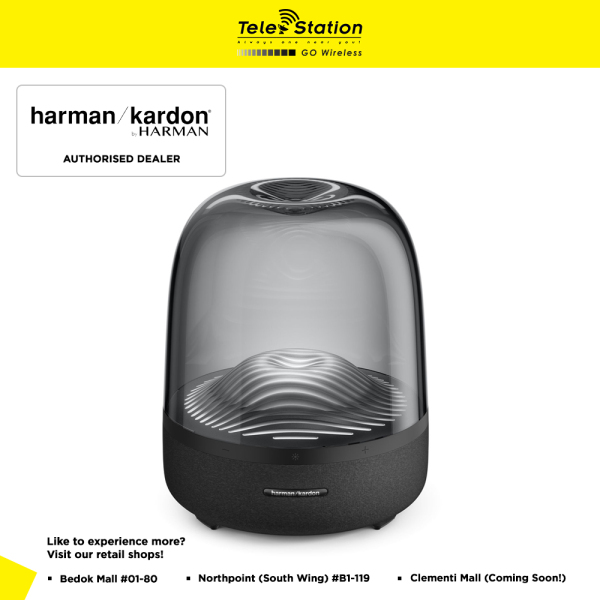 Harman Kardon Aura Studio 3 Singapore