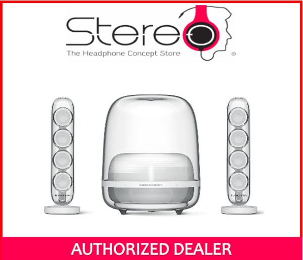 Harman Kardon SoundSticks 4 - Bluetooth Wireless Stereo Home Speaker Singapore