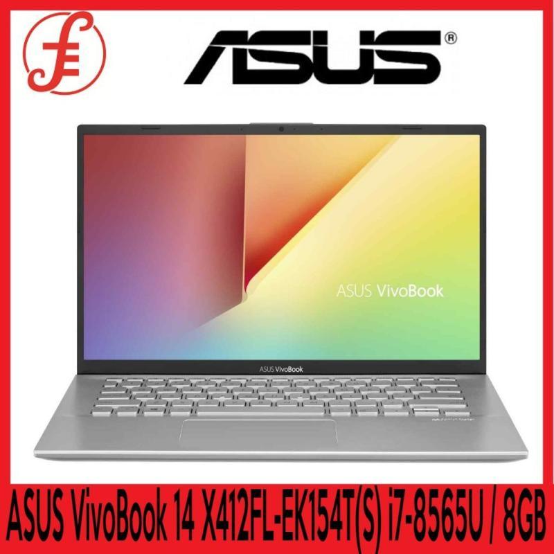 ASUS VivoBook 14 X412FL-EK154T(S) 14.0 FHD 1920x1080 i7-8565U / 8GB DDR4 / 512G M.2 SSD / NVIDIA GeForce MX250 WN10 FREE GAMING HEADSET WITH MIC WHILE STOCKS LAST (X412FL-EK154T)