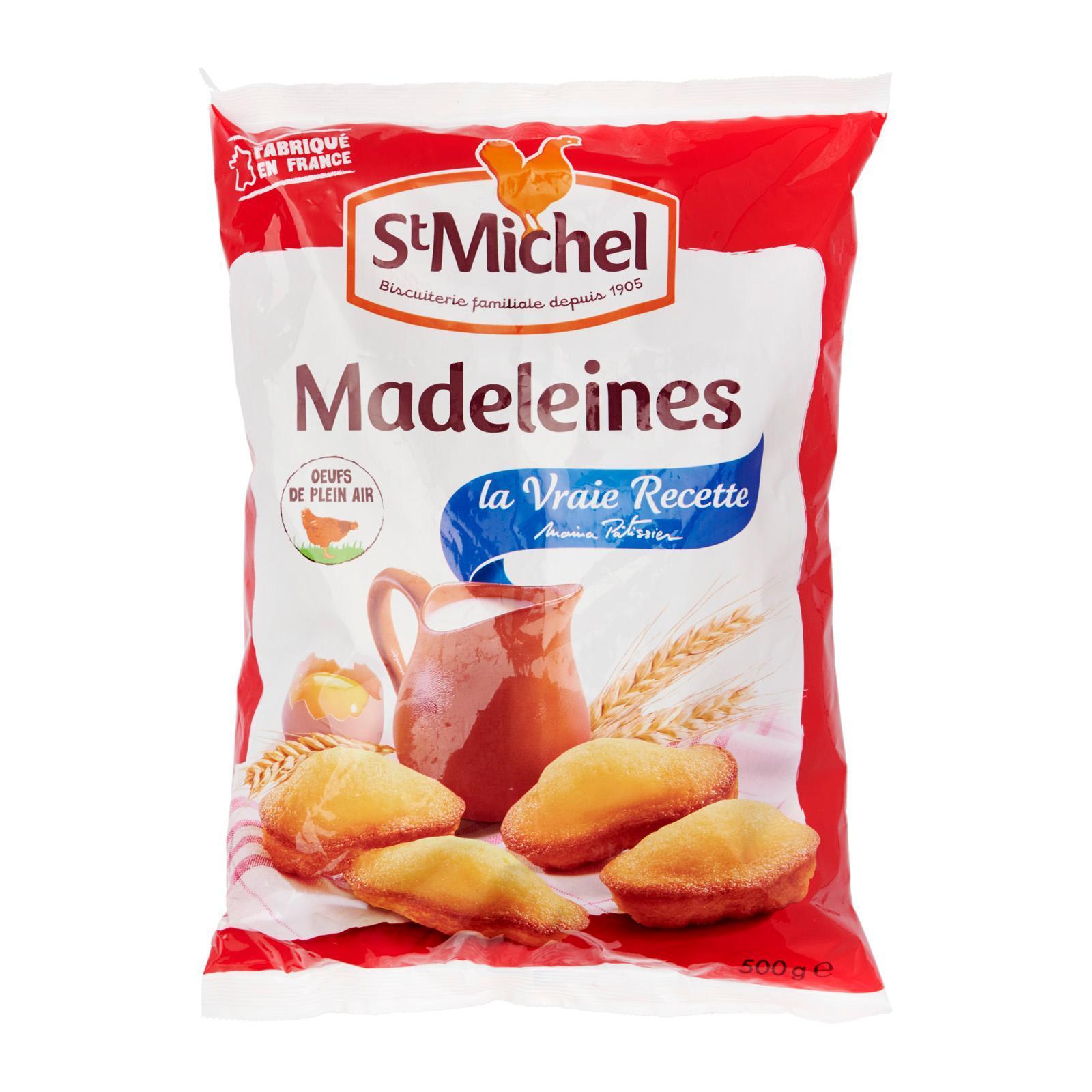 St Michel Madeleines By Redmart.