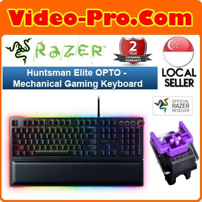 198572399ae Singapore. Razer Huntsman Elite OPTO - Mechanical Gaming Keyboard