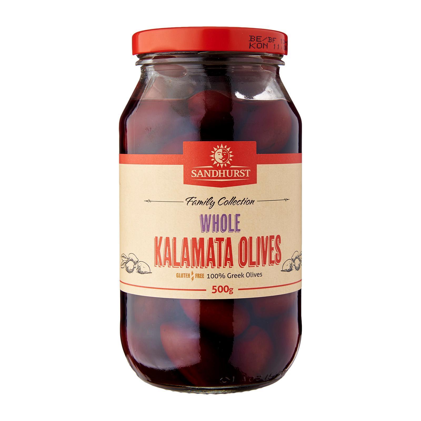 Sandhurst Whole Kalamata Olives