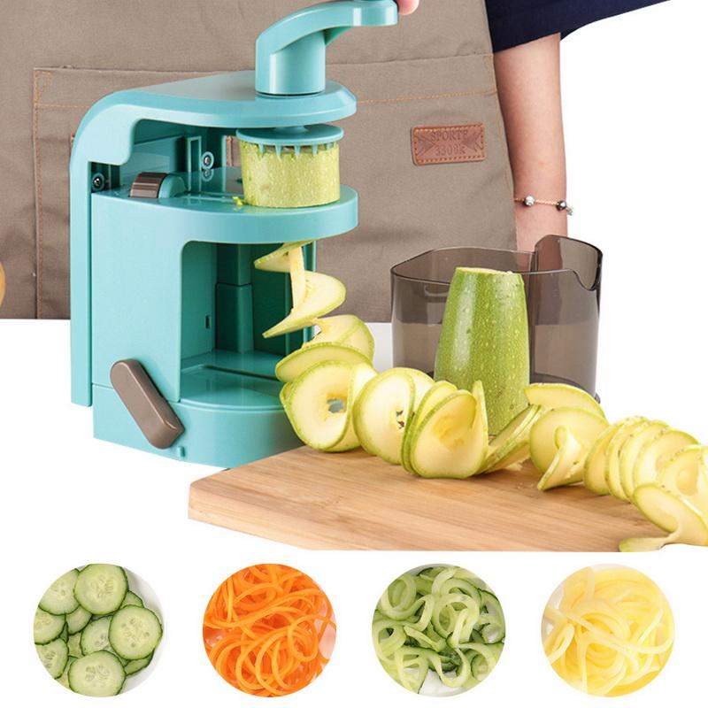 Spiralizer Vegetable Cutter (LLS1245) Singapore Seller + 100% Authentic.