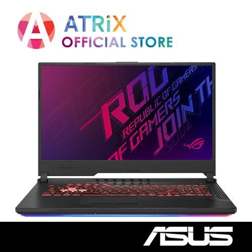 ASUS ROG STRIX G531GD-GTX1050  15.6 FHD  i7-9750H  8GB RAM  512GB SSD  NVIDIA GeForce GTX1050  2Yrs Warranty