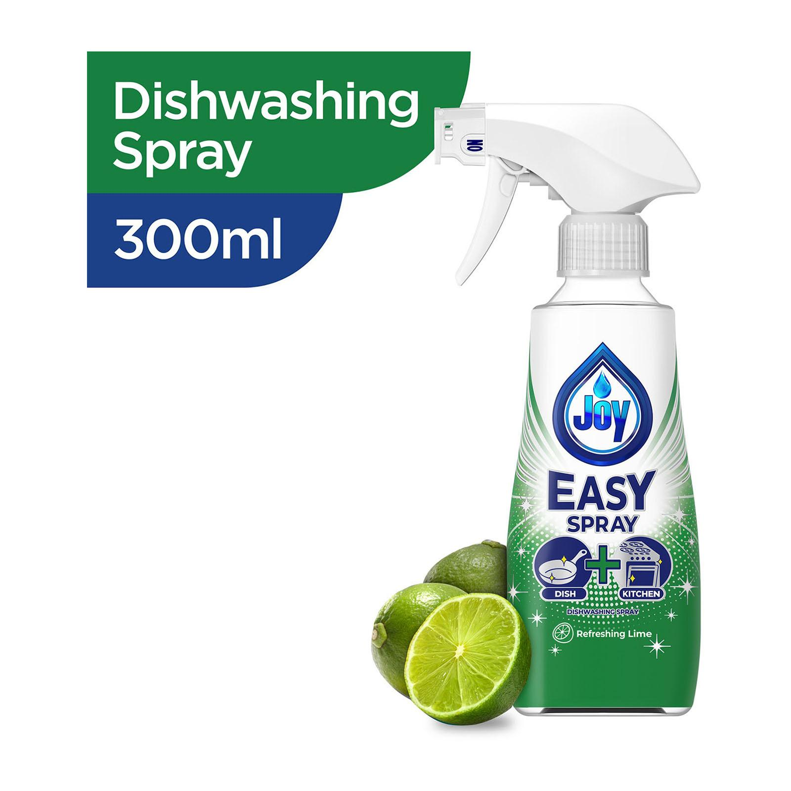 Joy Easy Spray Refreshing Lime Dishwashing Spray 300 ML