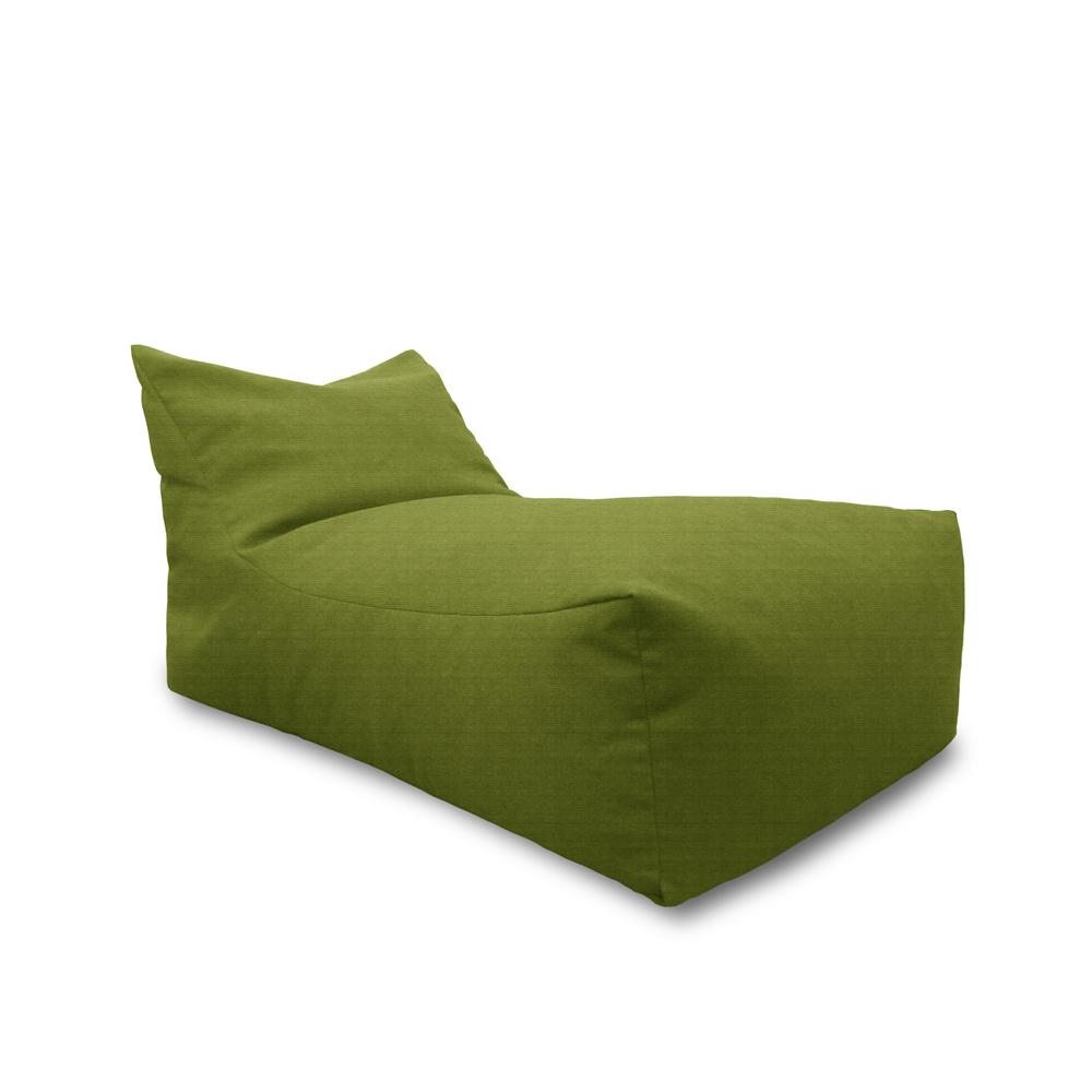 Daisy Bean Bag With High Quality Cotton Lining (Green)
