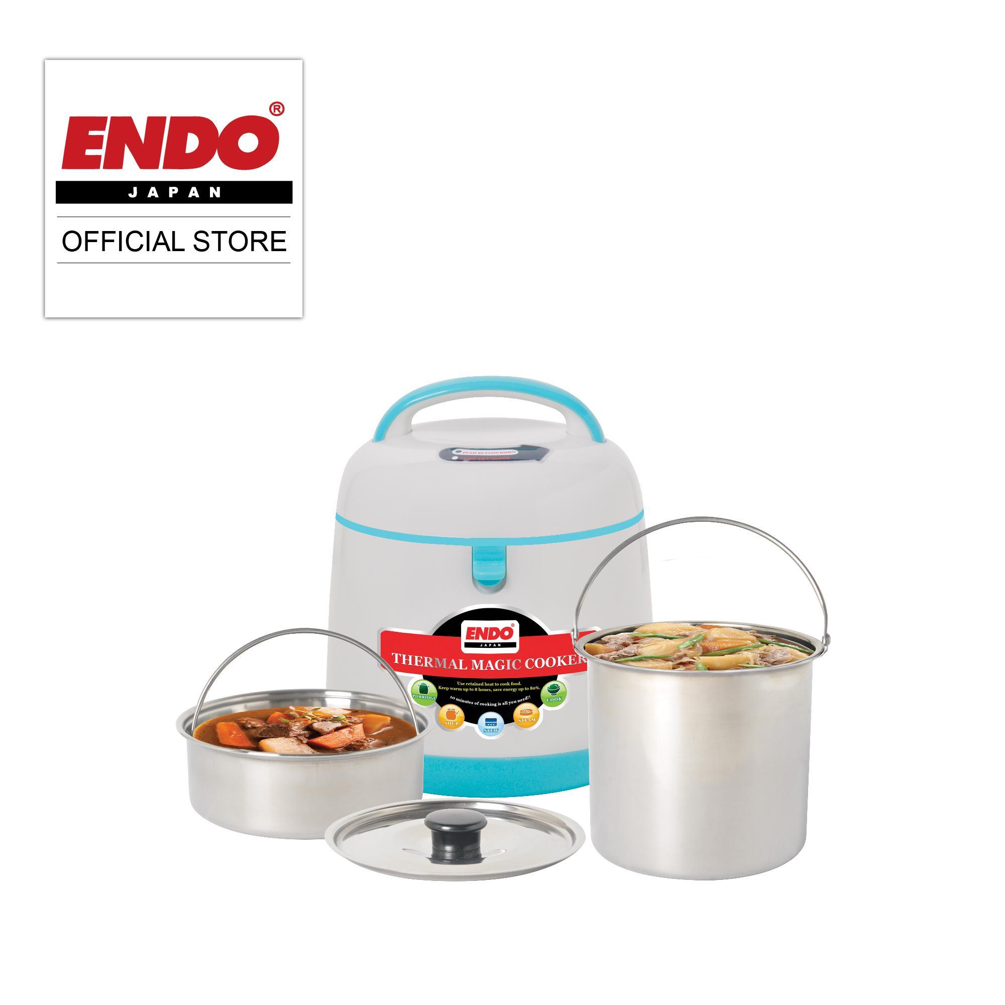 Endo 1.8l Thermal Magic Cooker - E-Tmc1.8 By Heap Seng Group.