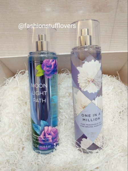Buy Free Choose Mix and match Bath and body works fragrance mist for christmas gift box set Singapore