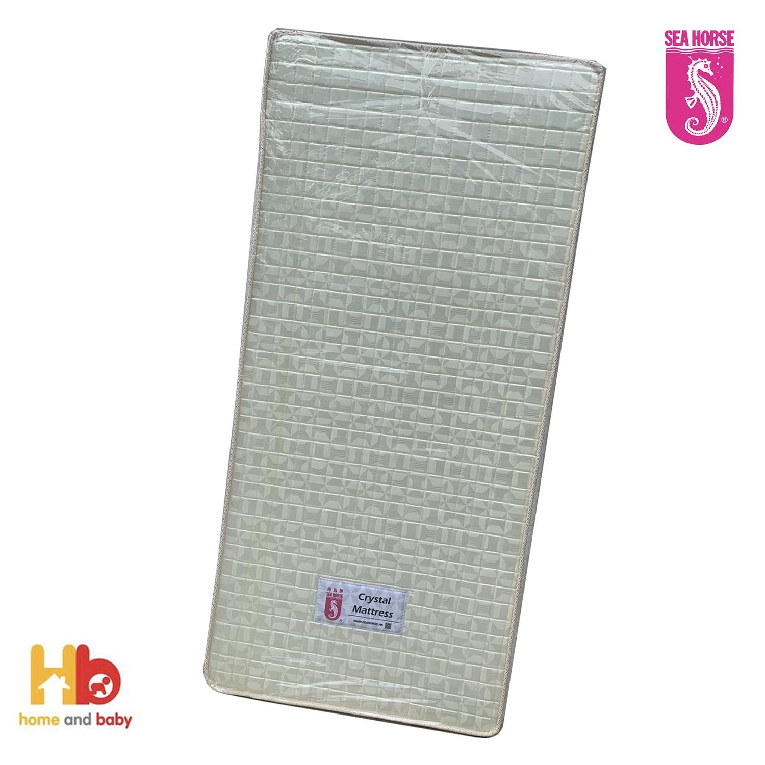 Sea Horse Crystal Foam Mattress - Single Size