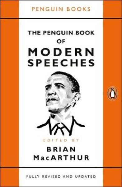 The Penguin Book of Modern Speeches PAPERBACK (9780241982303)