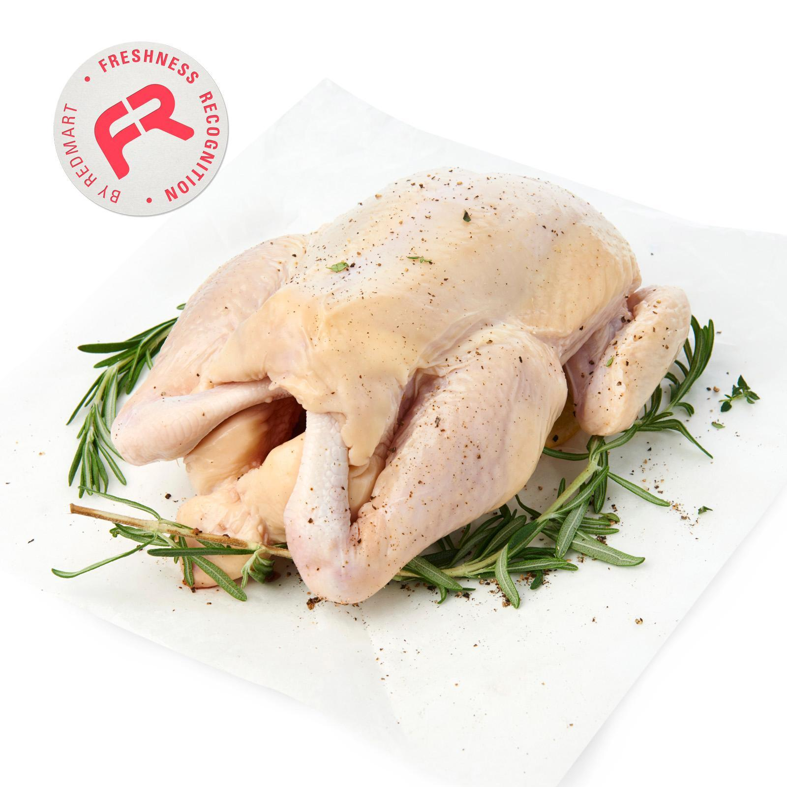 Kee Song Fresh Farm Whole Chicken By Redmart.