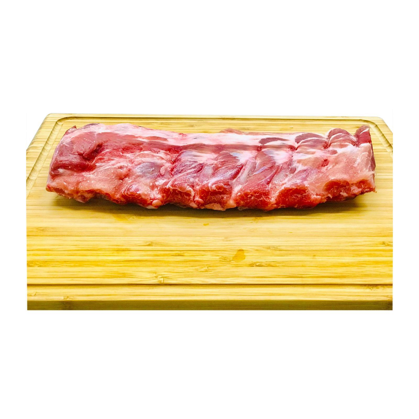 Master Grocer Pork Baby Back Ribs - Frozen