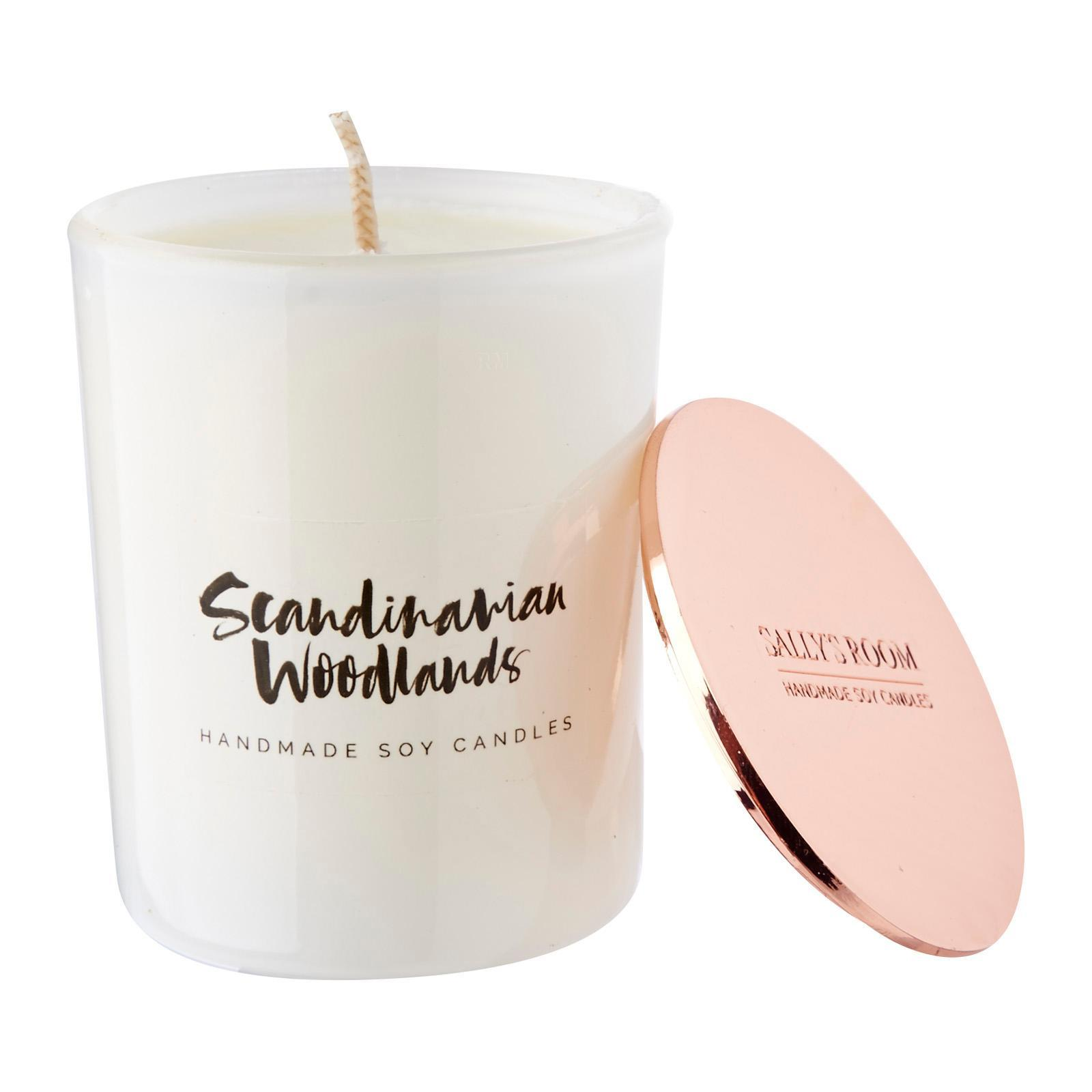 Sallys Room Mini Scandinavian Woodlands Candle
