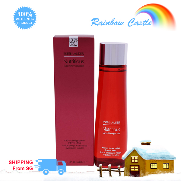 Buy ESTÉE LAUDER | Nutritious Super-Pomegranate Radiant Energy Lotion Intense Moist (200ml) Singapore