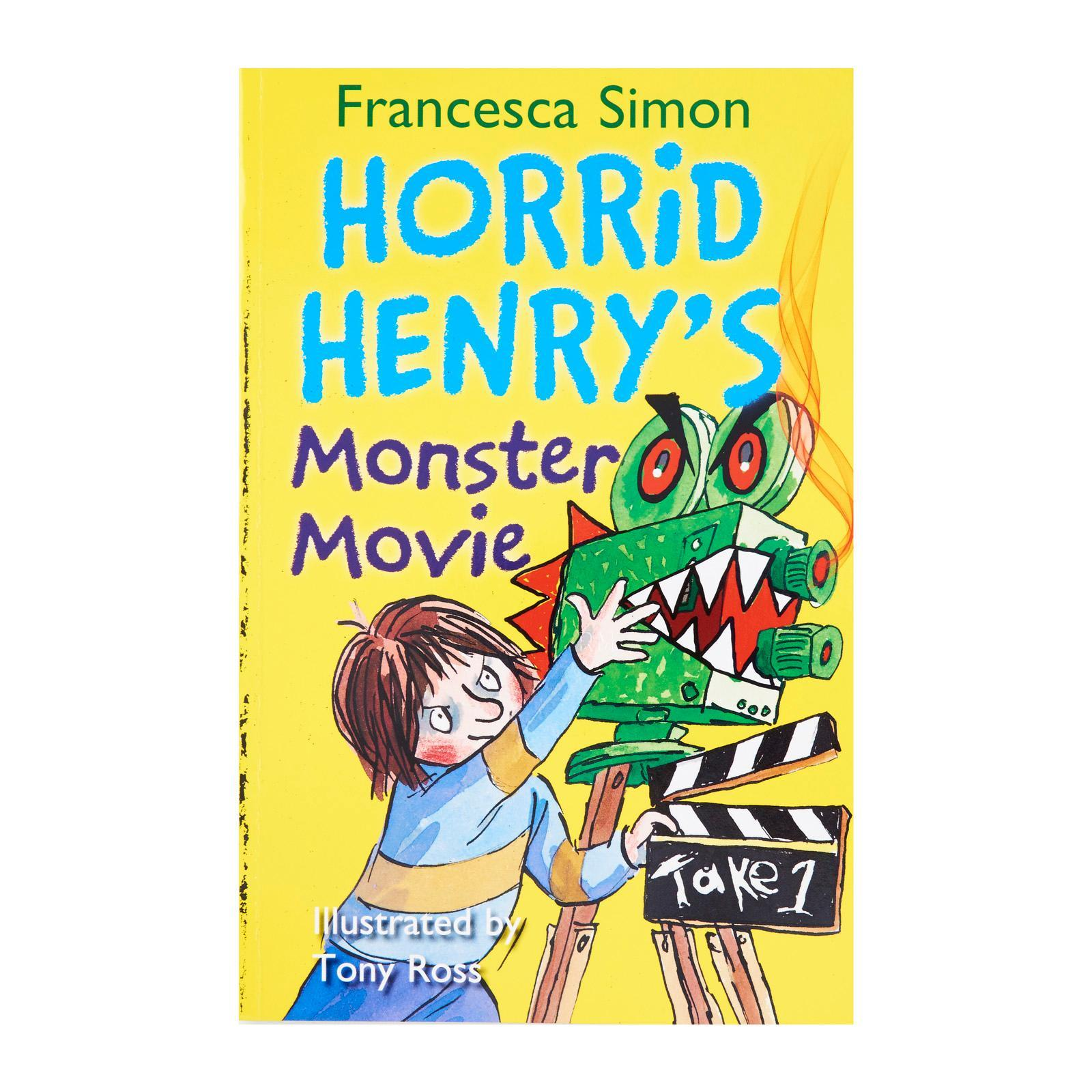 Horrid Henry By Tony Ross Horrid Henry's Monster Movie