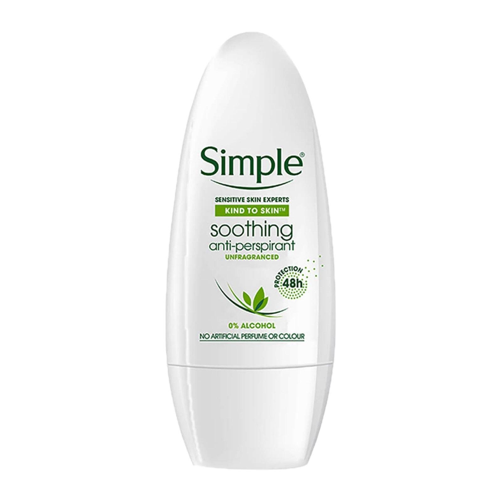 Simple Deodorant For Sensitive Skin - By Beauty Language