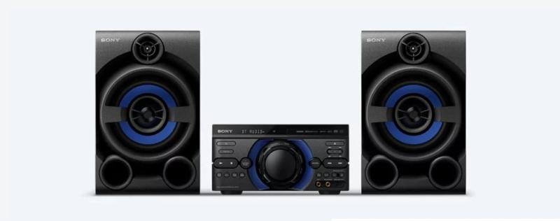 Sony MHC-M40D High Power Audio System with DVD Singapore