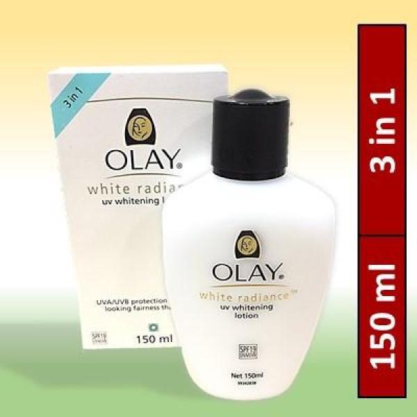 Buy Olay 3 IN 1 White Radiance UV Whitening Moisturising Lotion SPF 19 150ML Singapore