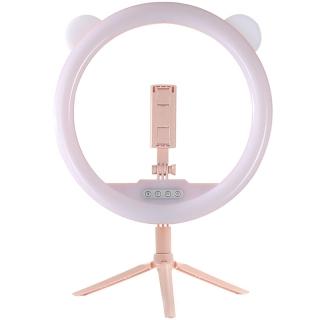 Đèn LED Làm Đẹp Phát Sóng Trực Tiếp Để Bàn, Kính Thiên Văn Portablefor Đèn Bàn Video Trang Điểm thumbnail
