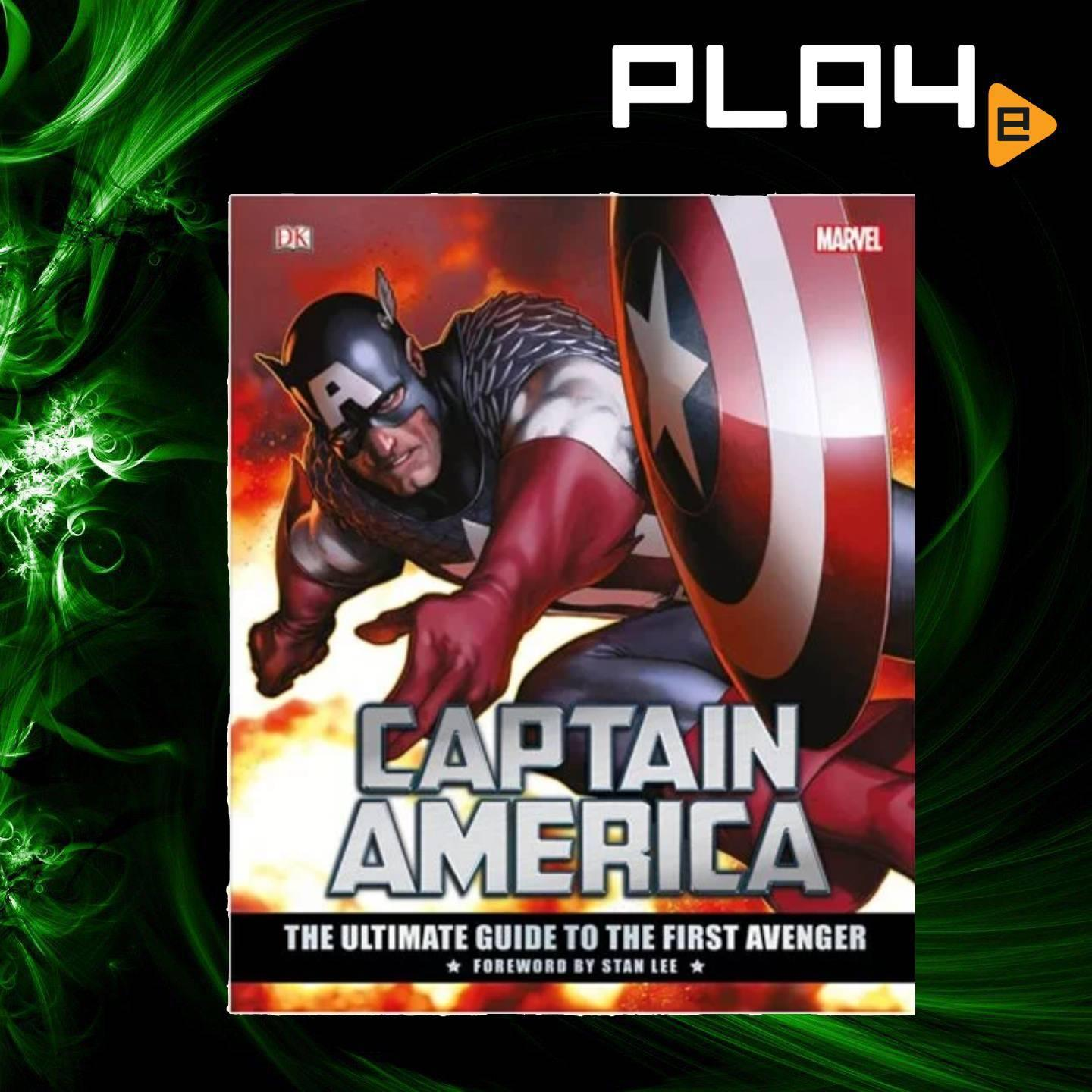 The Ultimate Guide to the First Avenger Hardcover