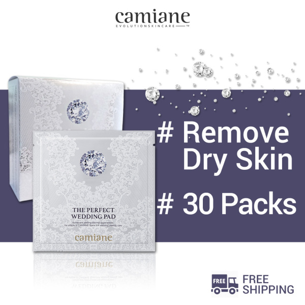 Buy [Camiane] The Perfect Wedding Pad Moisture Toner Cotton (30 pads) Singapore