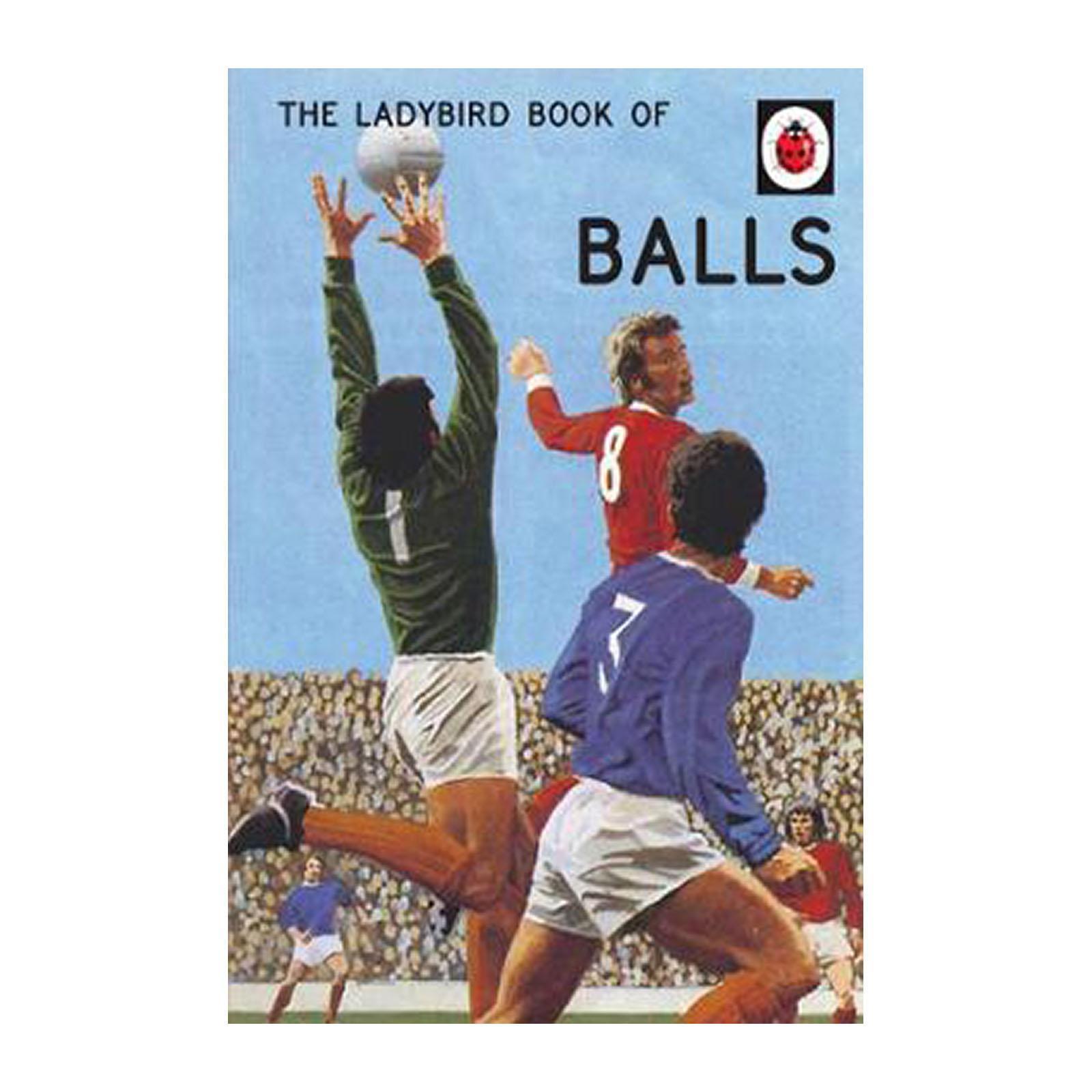 The Ladybird Book Of Balls (Ladybirds For Grown-Ups) (Hardback)