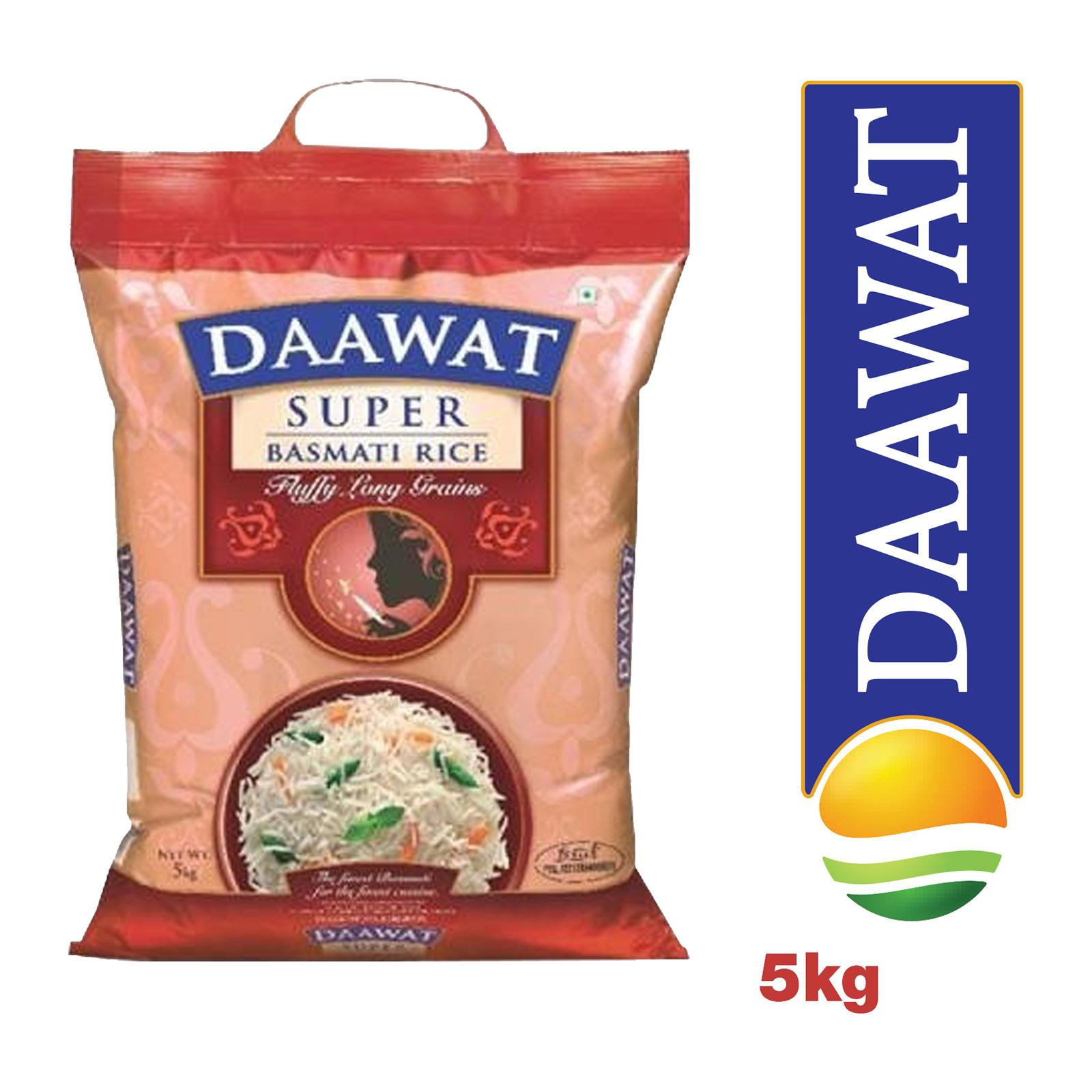 Daawat Super Basmati Rice - By Sonnamera