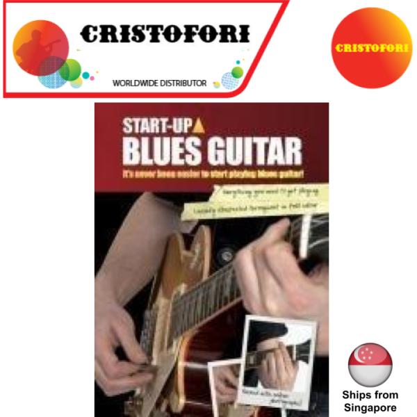 Start-Up Blues Guitar Book