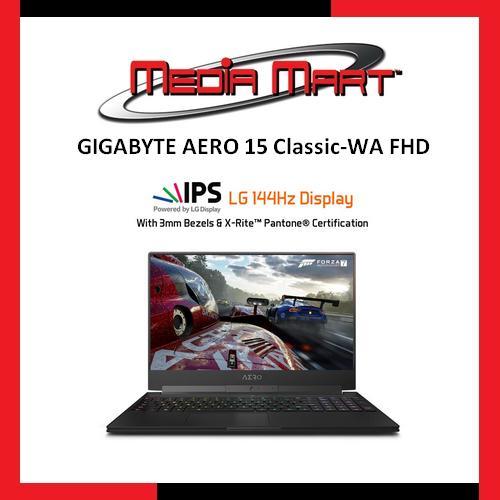 GIGABYTE AERO 15 Classic-WA FHD