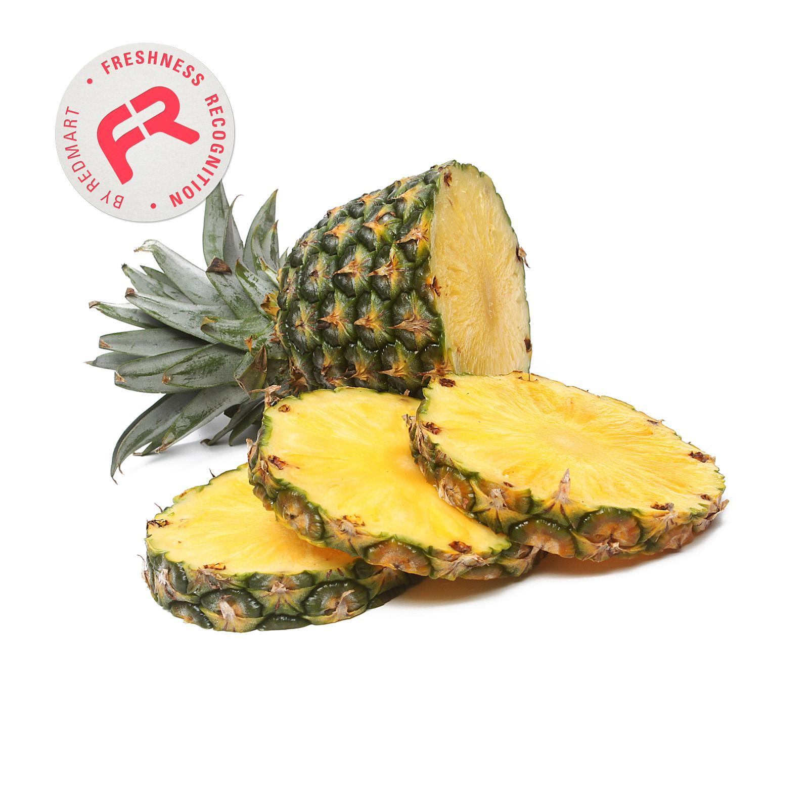 Premium Golden Pineapple By Redmart.