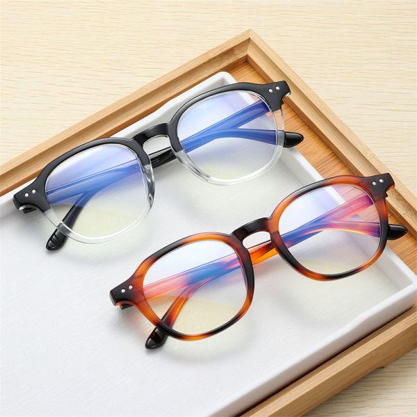 Giá bán WIDOWSTORE14E4 Fashion Eyeglasses Anti Eye Eyestrain Reading/Gaming Anti Blue Light Blue Light Blocking Glasses Computer Game Glasses for Men and Women