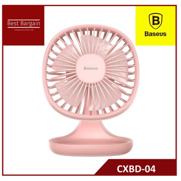 Baseus Pudding-Shaped Fan White CXBD-02 / Blue CXBD-15 / Baseus Pudding-Shaped Fan Pink CXBD-04