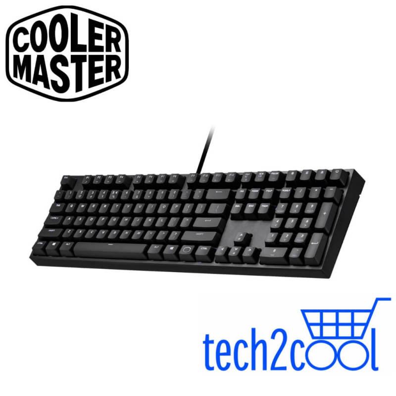 Cooler Master CK320 White LED Mechanical Gaming Keyboard #Promotion Singapore