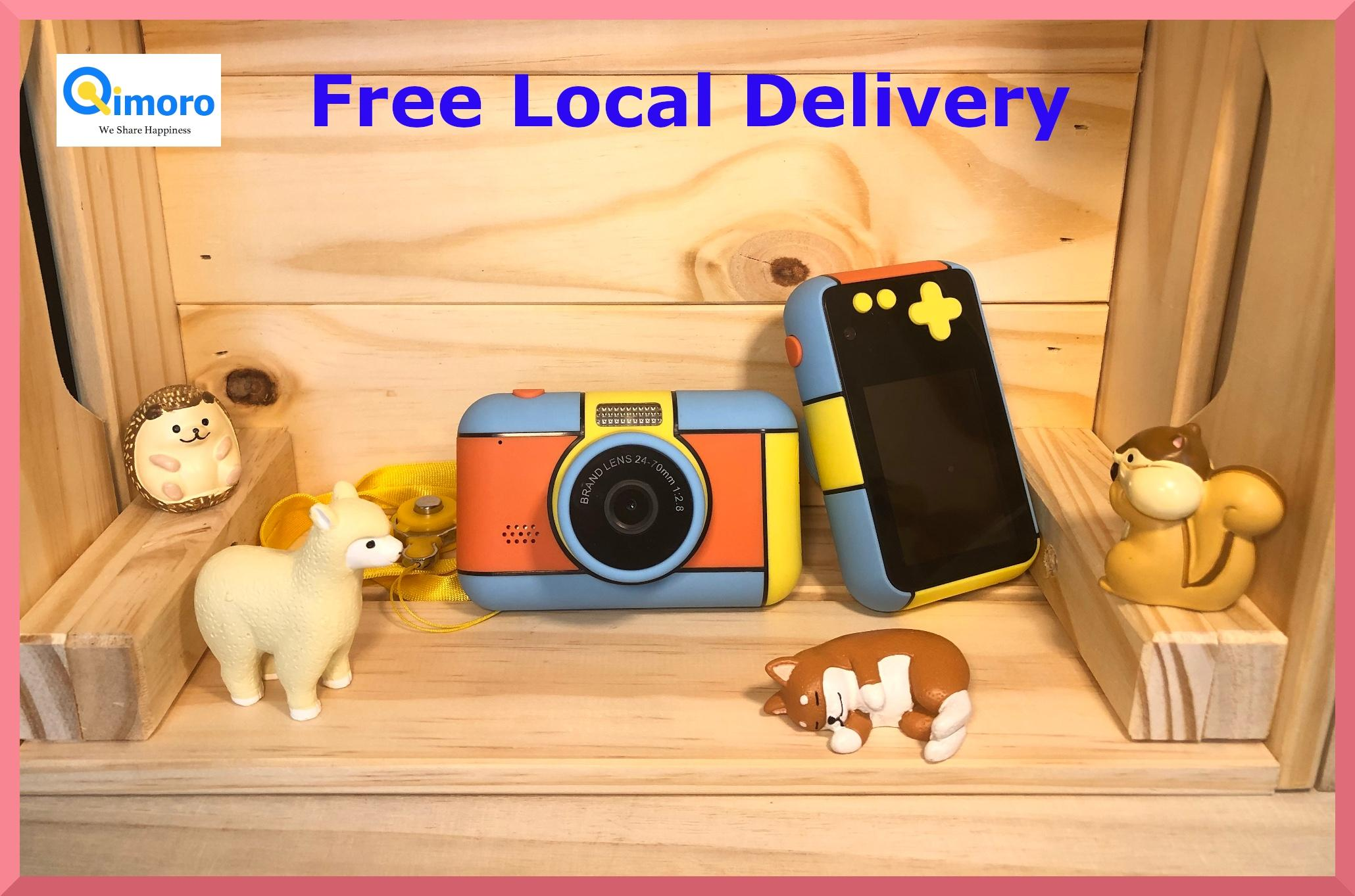 Best Selling And Best Kids Companion During Circuit Breaker!!! Smart Cute Children Digital Camera , Best Birthday Gift For Kids , 28mp Camera With Photo And Video Selfie.