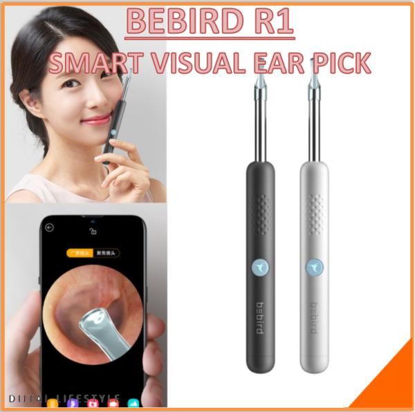 Buy Youpin Bebird R1 Wireless Intelligent Visual Ear Stick 300W High Precision Endoscope Mini Camera Borescope Ear Picker Tool Singapore