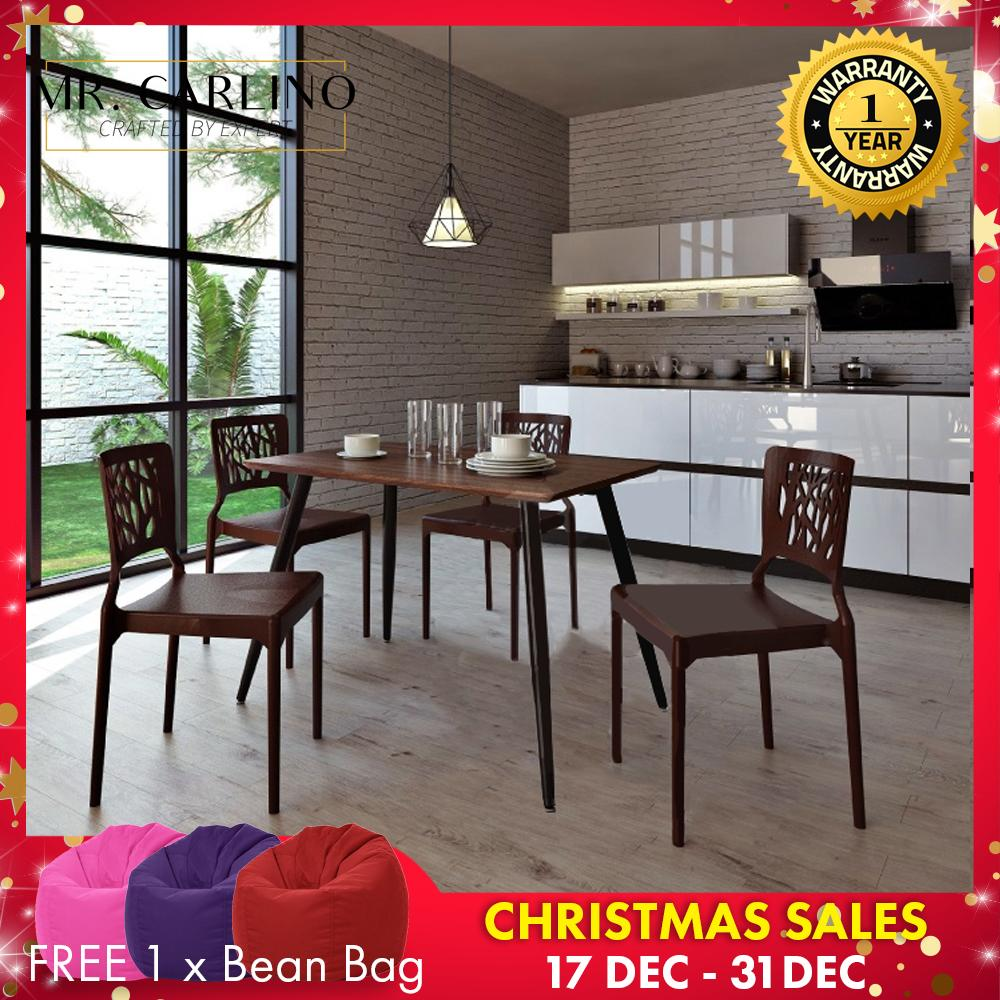 PREECE Dining Set with Dining Chairs