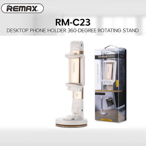 Remax Remax RM-C23 Multi Angle Rotation Car Desktop Mount Holder Stand for Mobile Phone