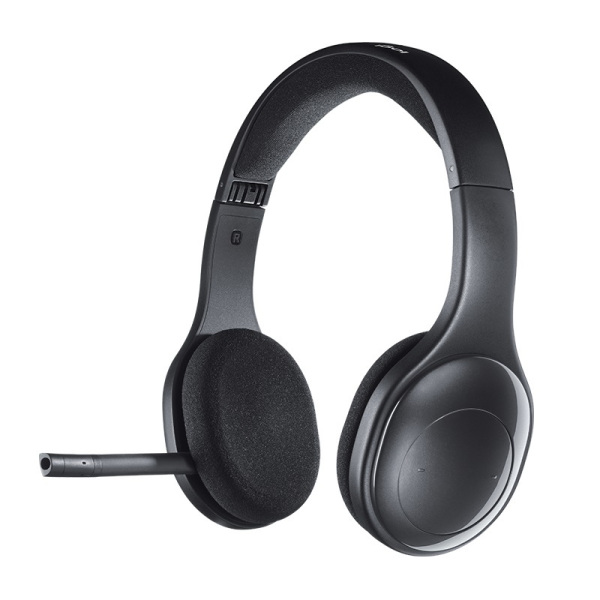 Logitech H800 Bluetooth Wireless Headset with Mic for PC Smartphones Tablets Singapore