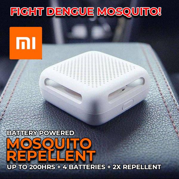 Buy [SG] XIAOMI ZMI Active Anti Mosquito Repellent Anti dengue malaria aedes [BEST DEAL] Singapore