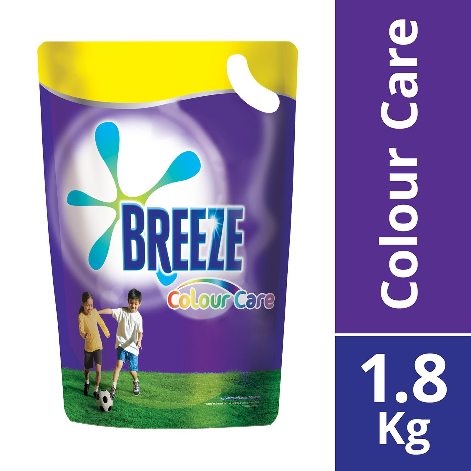Breeze Colour Care Liquid Detergent Refill