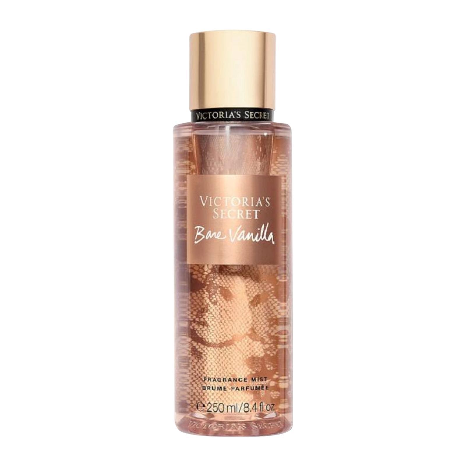 Victoria's Secret Fragrance Mist Bare Vanilla - By Beauty Language