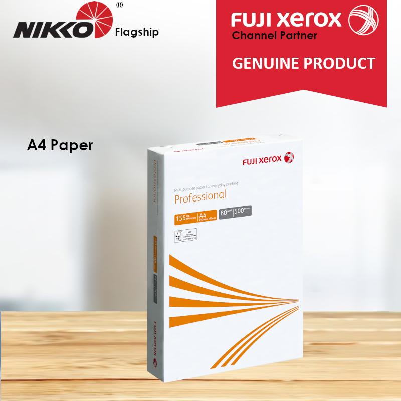 A4 Paper Fuji Xerox Professional A4 Copy Paper 80gsm 1pack.