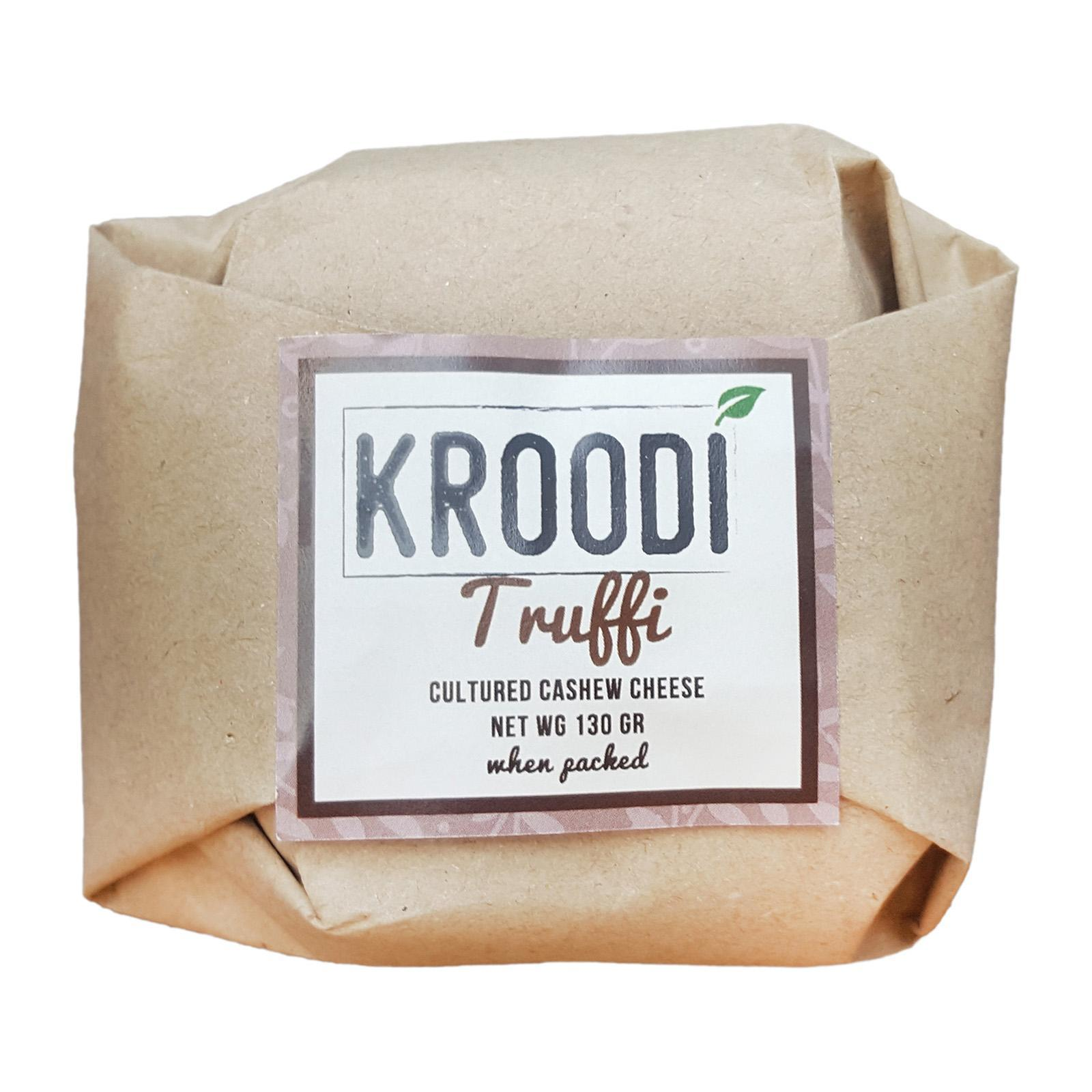 KROODI TRUFFI Cheez Artisan Vegan Cheese