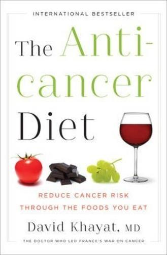 The Anticancer Diet : Reduce Cancer Risk Through the Foods You Eat