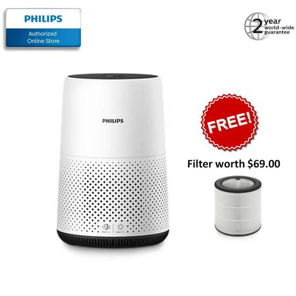 Philips Air Purifier Series AC0820 for room size up to 49metre squared with FREE additional filter worth $69 Singapore