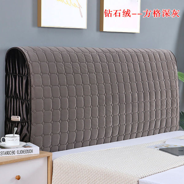 All-inclusive bedside cover elastic flexible bed head cover dust cover 1.8\2m1.5 m bedside backrest