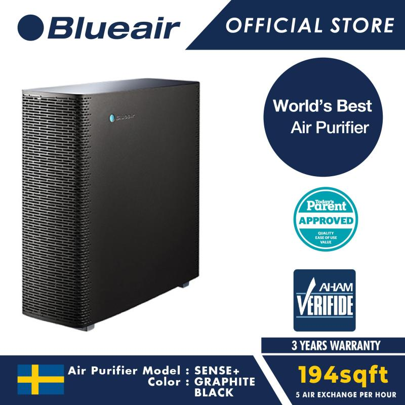 Blueair Air Purifier Sense+ (Graphite Black) Singapore