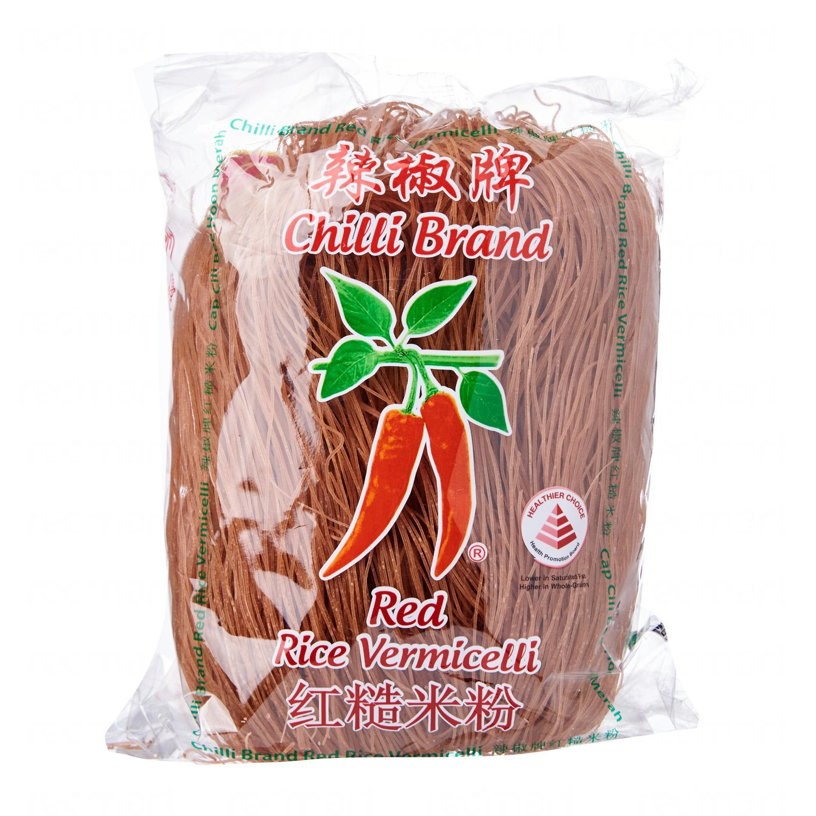 Chili Brand Red Brown Rice Vermicelli (Healthier Choice) - By FOOD SERVICE
